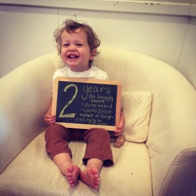 happy birthday, 2 year old, toddler