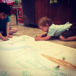 Creating habitats