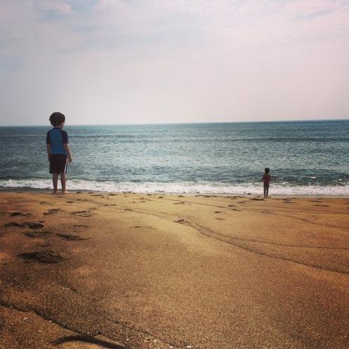 yay beach!