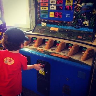 Arcade fun!