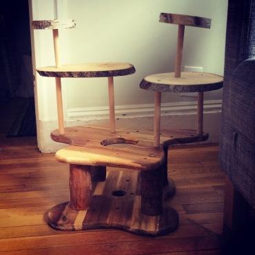 finished treehouse!