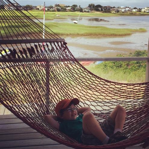 hammock by the bay