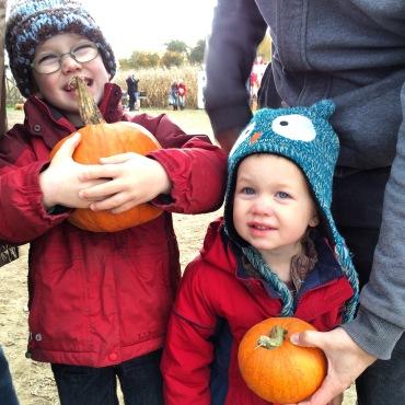 pumpkin prize