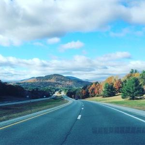 Autumnal Road Trip