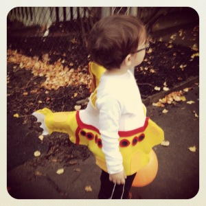 yellow submarine costume, Beatles costume