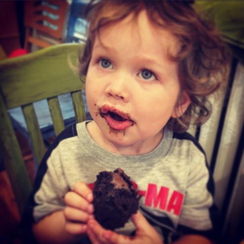 Chocolate goodness
