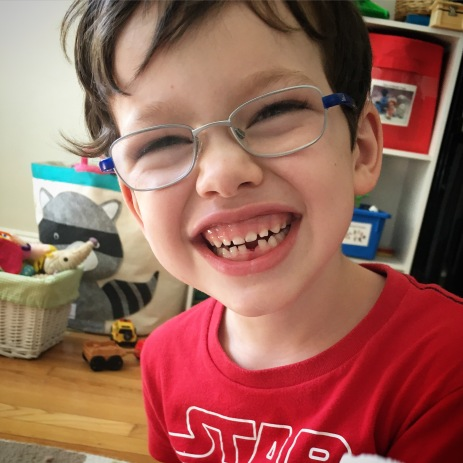 1st tooth!