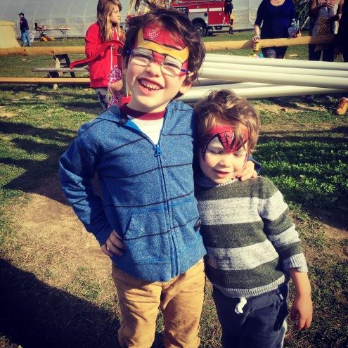 Iron Man & Spider Man
