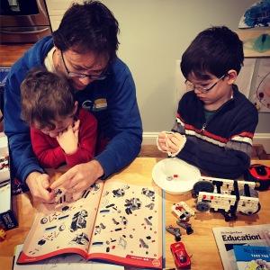 building robots, robotics
