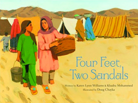 Four Feet Two Sandals