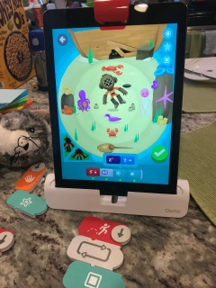 Making music with Osmo